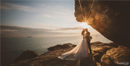 Ý tưởng chụp ảnh cưới ngoại cảnh đẹp dành cho các cặp đôi