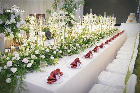 Kinh nghiệm chọn nhà hàng tiệc cưới sang trọng cho đôi uyên ương