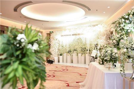 Ưu đãi lớn cho các gói tiệc cưới, tiệc đại hội cổ đông và gói phòng ở tại khách sạn Eastin Grand Saigon