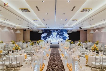 Nhà hàng tiệc cưới hàng đầu quận Tân Phú - Melisa Center