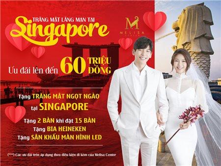 TẶNG trăng mật LÃNG MẠN TẠI SINGAPORE....