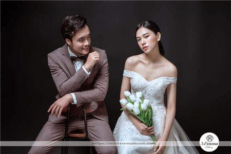 Hướng dẫn 5 cách chụp ảnh cưới tiết kiệm