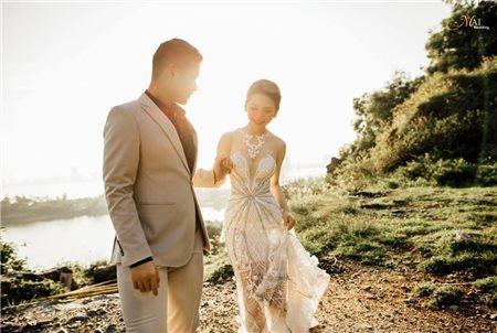 Chụp ảnh cưới vintage cô dâu nên mặc gì?