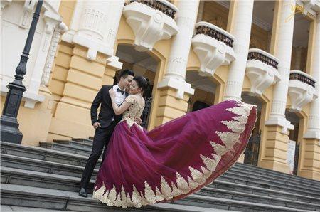 Chia sẽ kinh nghiệm chọn địa điểm chụp ảnh cưới Hà Nội..