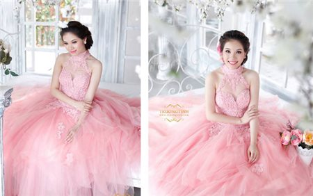 Những kinh nghiệm hữu ích khi may váy cưới đẹp dành cho cô dâu chú rể