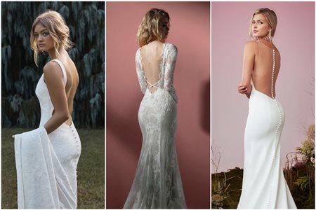 6 xu hướng trang phục cưới dành cho mọi cô dâu