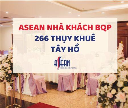 ASEAN NHÀ KHÁCH BỘ QUỐC PHÒNG