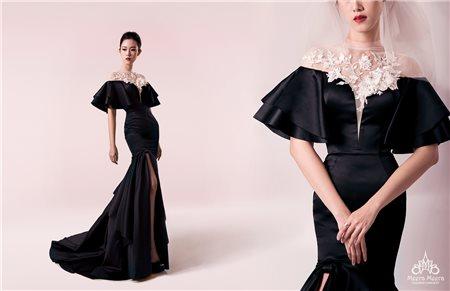 BST Váy cưới Trắng Đen độc đáo ấn tượng - `Women`s Instinct` Collection