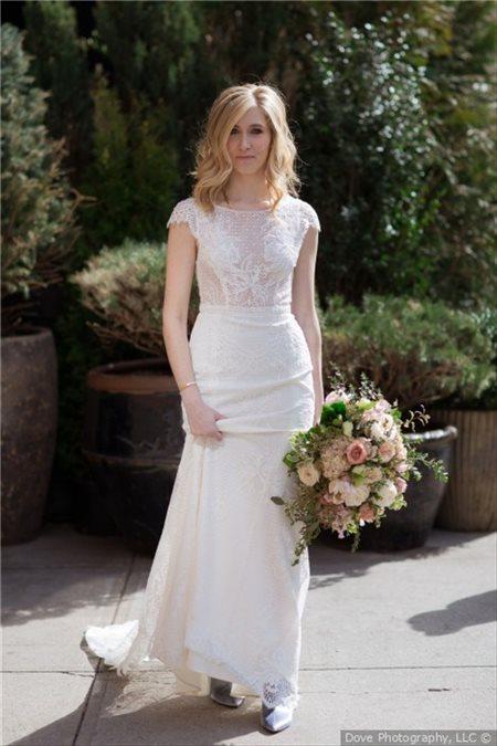 6 kiểu dáng váy cưới đẹp, sang trọng dành cho cô dâu