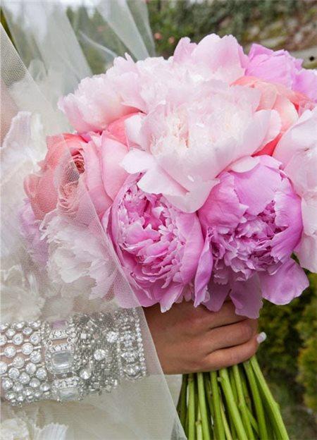Những loại hoa cưới đẹp dùng để bó hoa cầm tay cô dâu