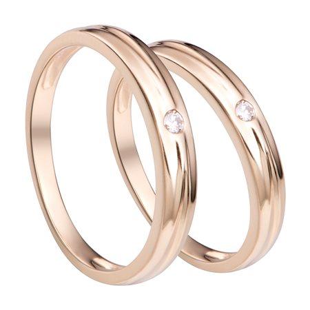Ý nghĩa của nhẫn cưới trong hôn lễ kiểu Âu