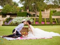 Chuẩn bị đám cưới từ xa đến gần