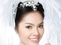 Để cô dâu đẹp hoàn hảo trong tiệc cưới