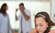 Sợ con gái ảnh hưởng tâm lý vì những cuộc cãi vã trong nhà