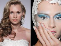 Trang điểm và nail cưới nổi bật 2013
