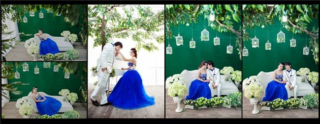 Áo cưới Thiên Tuấn