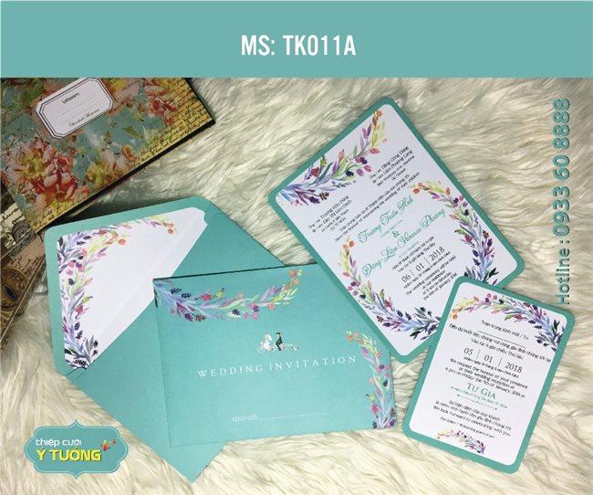 Thiệp cưới Ý Tưởng món quà ý nghĩa dành tặng cho cuộc sống