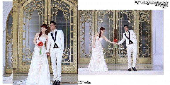 Những địa điểm chụp hình cưới đẹp tại Thái Bình – P2