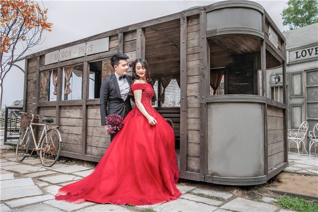 Rabbit Studio - Chụp ảnh cưới đẹp giá rẻ