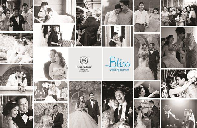 Lựa chọn Bliss Wedding Planner cho một tiệc cưới hoàn hảo!