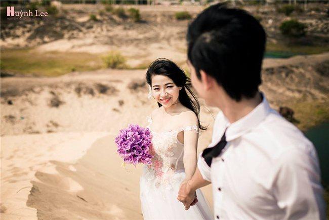Chụp ảnh cưới đẹp giá rẻ ở TP HCM