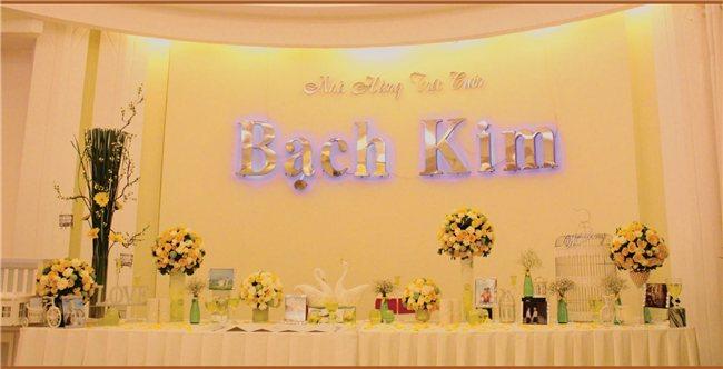 Đặt tiệc cưới giá rẻ ở TP HCM