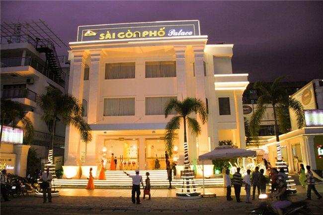 Nhà hàng Tiệc cưới Sài Gòn Phố Palace