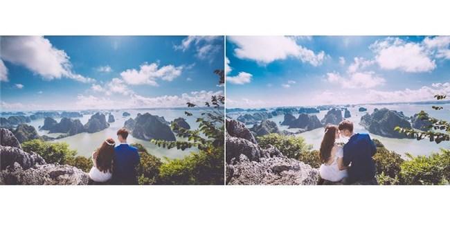 Kinh nghiệm cho cặp đôi để có bộ album chụp ảnh cưới cao cấp