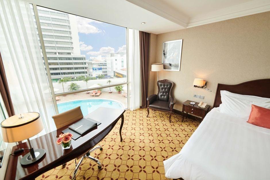 Khách sạn Eastin Grand đã sẵn sàng đón khách lưu trú