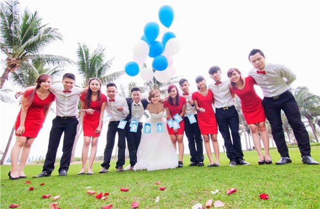 Áo cưới Nguyễn Quang