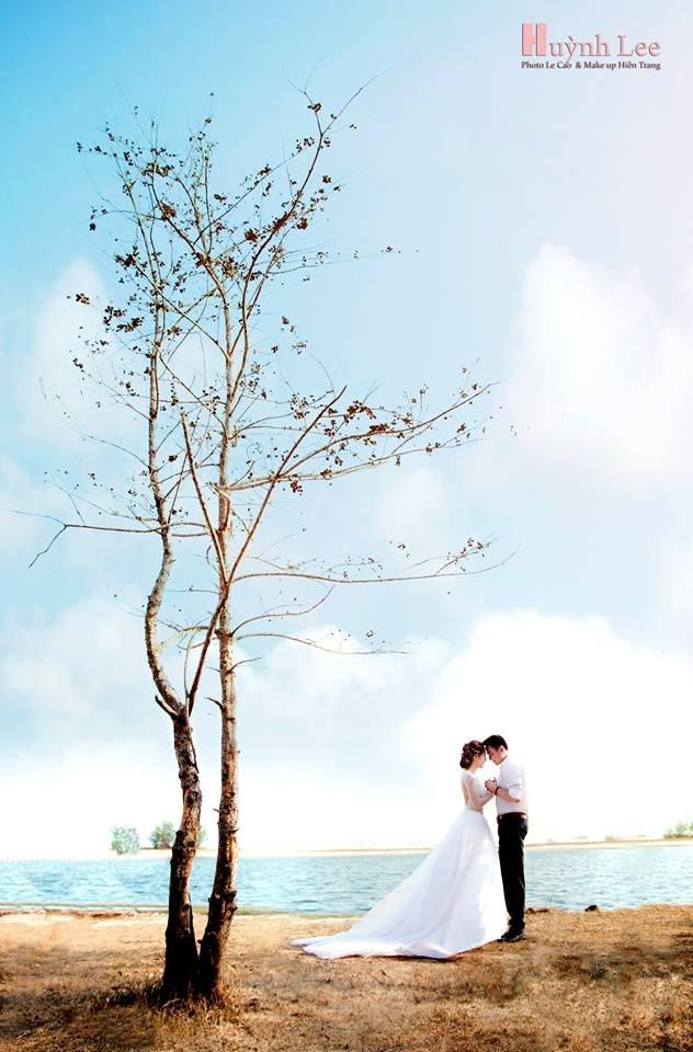 Ành cưới Hồ Cốc đẹp