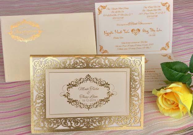 Thiệp cưới 3K