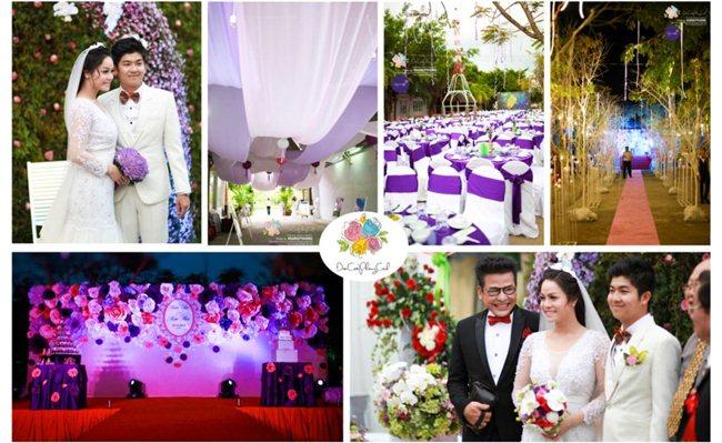 Tạo dấu ấn riêng cho tiệc cưới của bạn với Đám Cưới Phong Cách Wedding Planner