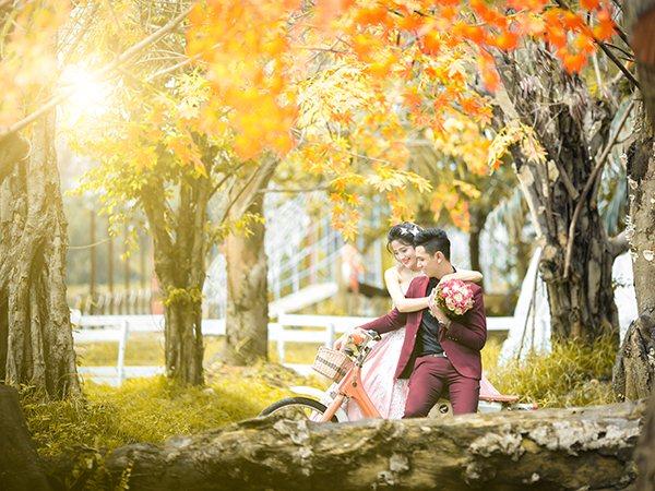 Hot, Hot, Hot - Mở Bán Đợt 3 - Combo Wedding (Bộ ALBUM ảnh cưới + Áo mặc Ngày Cưới)