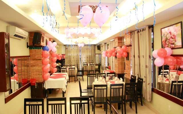 Top 10 nhà hàng đặt tiệc sinh nhật tại Thành phố Hồ Chí Minh