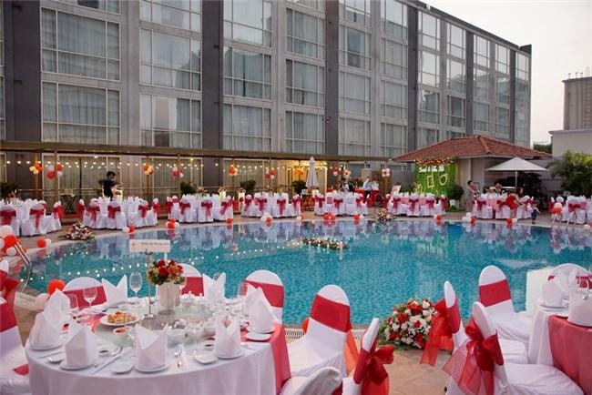 Khách Sạn Eastin Grand Sài Gòn - Nơi Hạnh Phúc Bắt Đầu