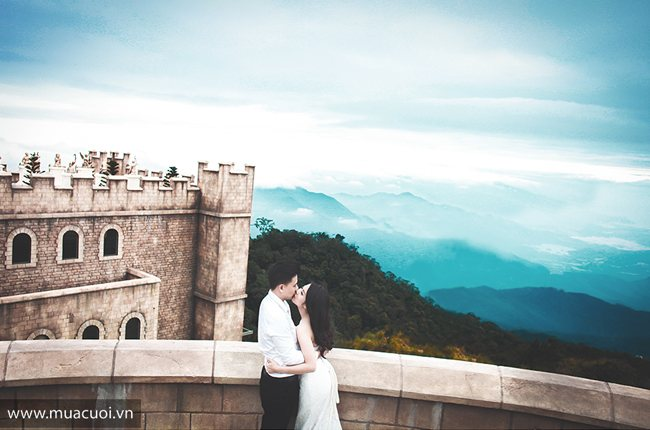 chụp ảnh cưới Đà Nẵng