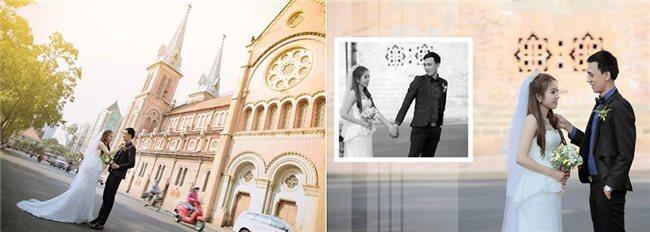 Chương trình ưu đãi chụp album cưới trong tp chỉ có 4.200.000 đ , áp dụng trên Happy Wedding