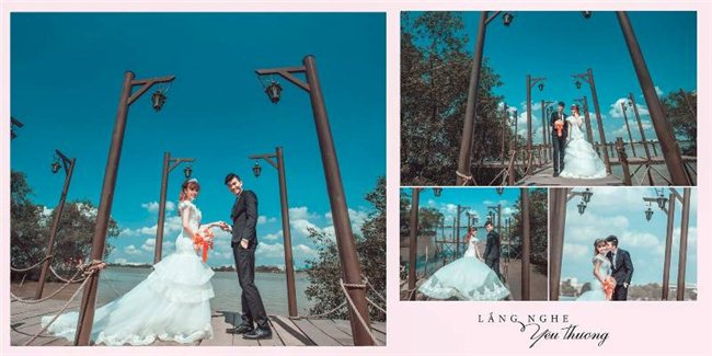 Cùng chiêm ngưỡng vườn địa đàng tuyệt đẹp và chụp hình cưới trọn gới chỉ với 9.450.000 VNĐ