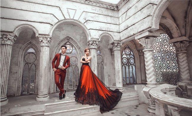 Áo Cưới Tuấn Wedding