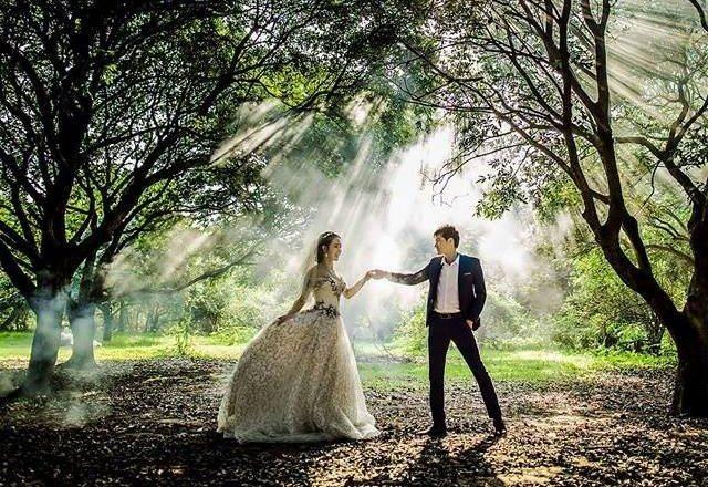 Jolie Holie Wedding
