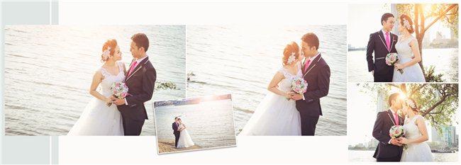 Chụp ảnh cưới đẹp siêu tiết kiệm với Jolie Holie Wedding