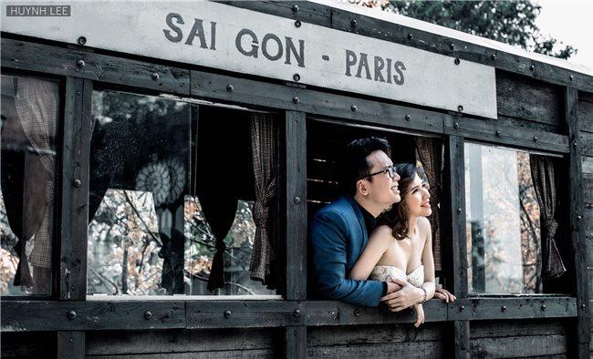 Chụp Hình Cưới Ngoại Cảnh + Phim Trường Siêu Rẻ Đẹp tại Huỳnh Lee