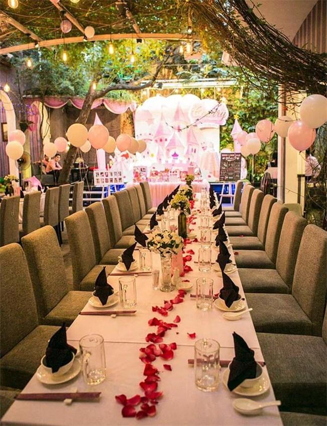 Top 10 nhà hàng đặt tiệc thôi nôi đẹp tại Thành phố Hồ Chí Minh