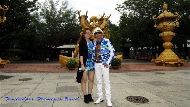 Ban nhạc Flamenco Tumbadora Thanh Tùng