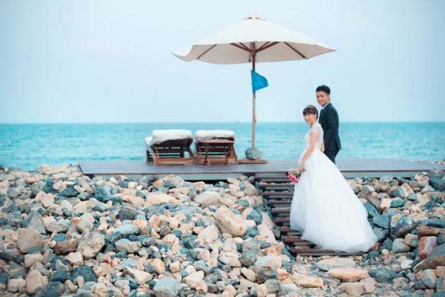 """Những địa điểm chụp hình cưới đẹp tại """"Thiên đường miền biển"""" Nha Trang"""