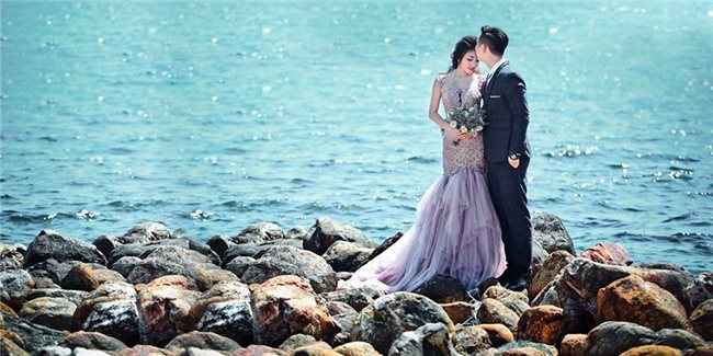 Những studio chụp hình cưới đẹp tại Long Xuyên An Giang – P1