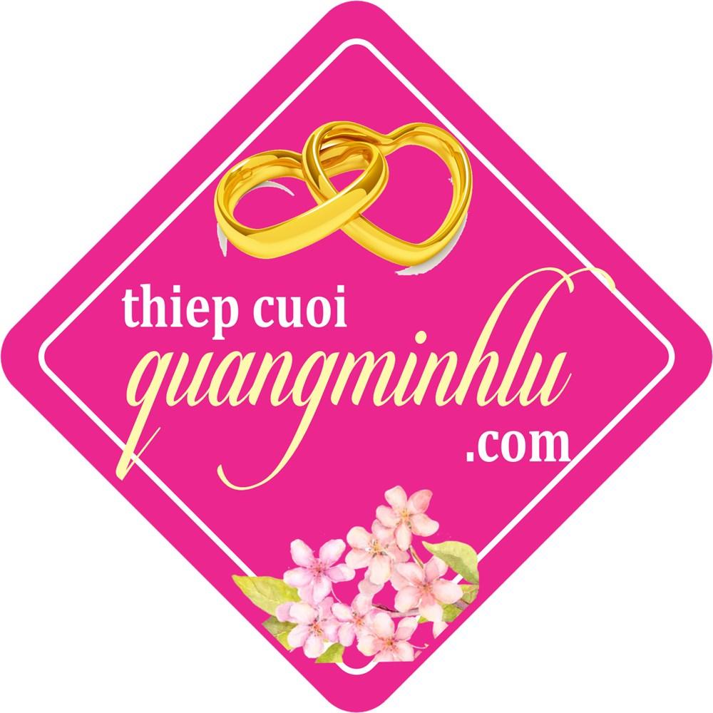 In thiệp cưới Quang Minh Lữ