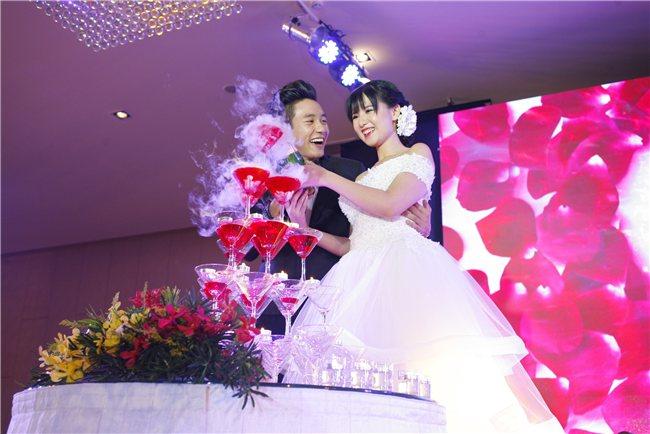 Chương trình khuyến mãi nhà hàng tiệc cưới MELISA CENTER