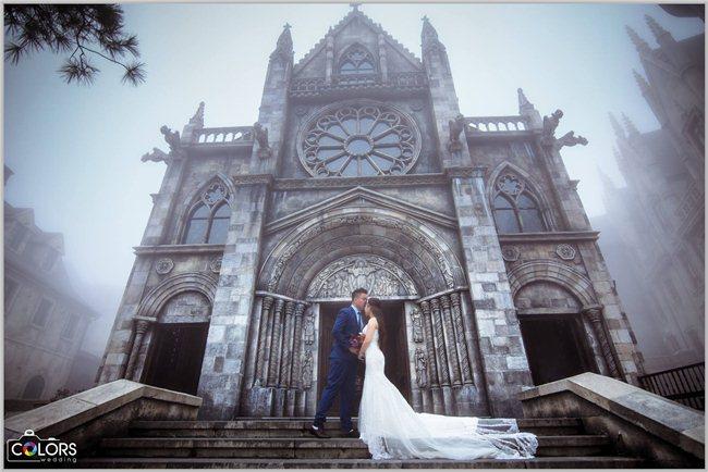 Top 4 studio chụp ảnh cưới đẹp nhất Đà Nẵng